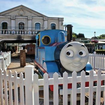 Drayton Manor Park-Home of Thomas Land