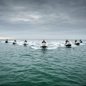 RYA Jet Ski Training Dorset