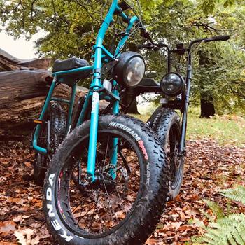 E-Bike Hire for Two