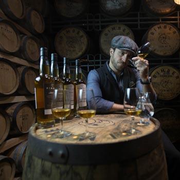 Whisky Connoisseur at Bimber Distillery