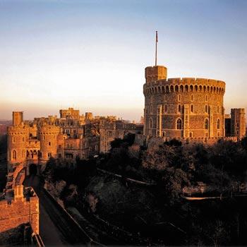 Windsor Castle & Overnight Break for Two