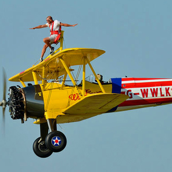 Wing Walking Experience Lincolnshire
