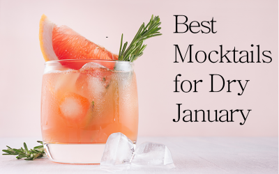 Best Mocktails for Dry January
