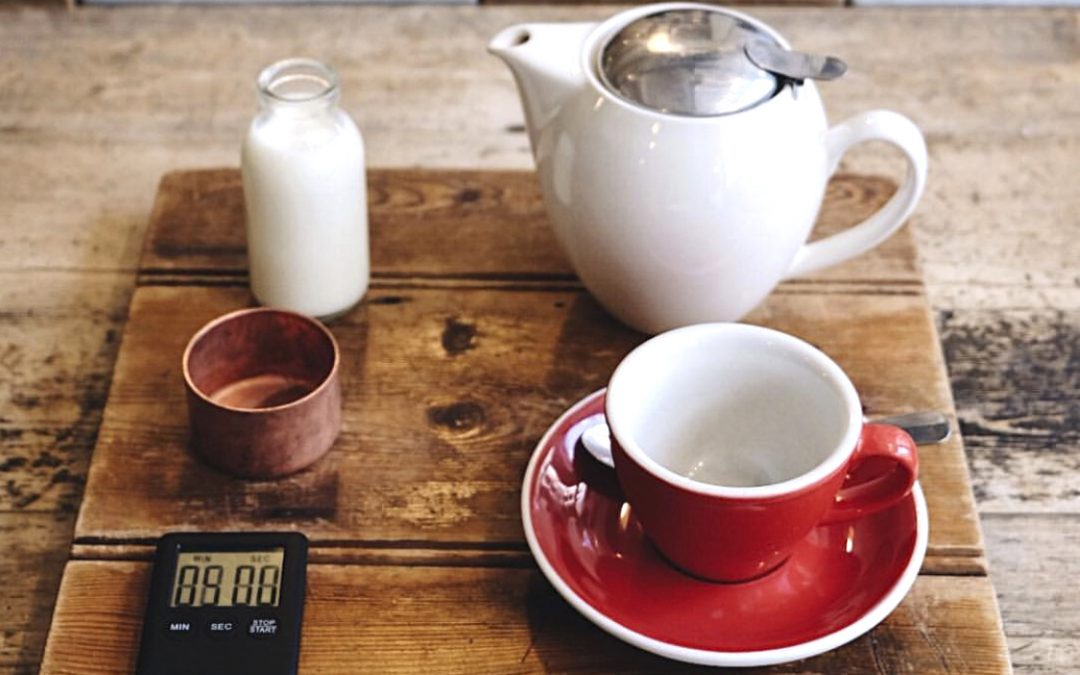 London cafés need to start taking tea seriously, okay?