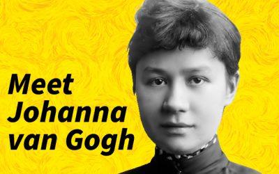 Meet Johanna van Gogh