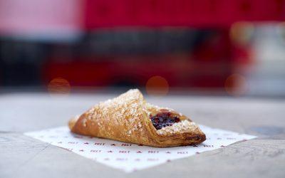 Sacré bleu! Pret is selling a vegan croissant