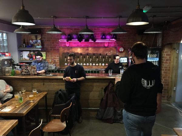 Mondo Brewery – A secluded beer heaven