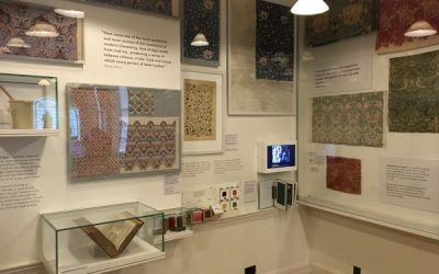 William Morris Gallery – Arts and crafts everywhere