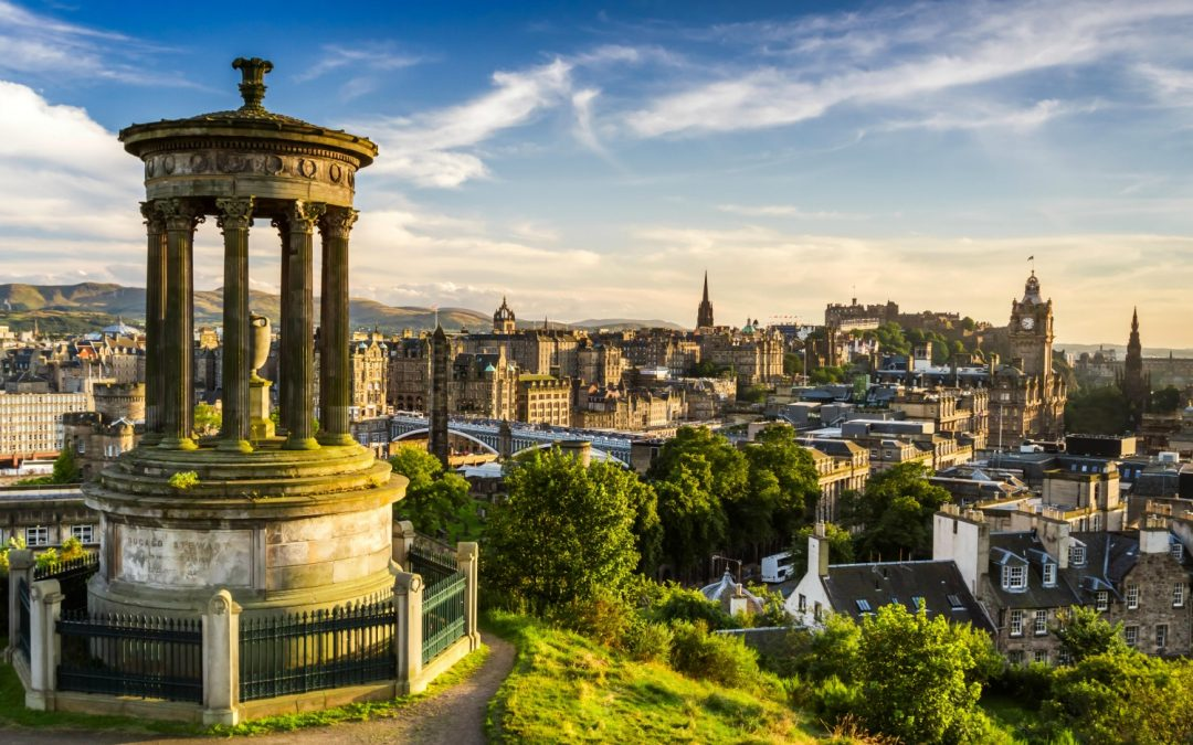 16 things to do in Edinburgh with kids