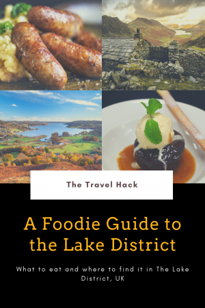 A Foodie Guide to the Lake District