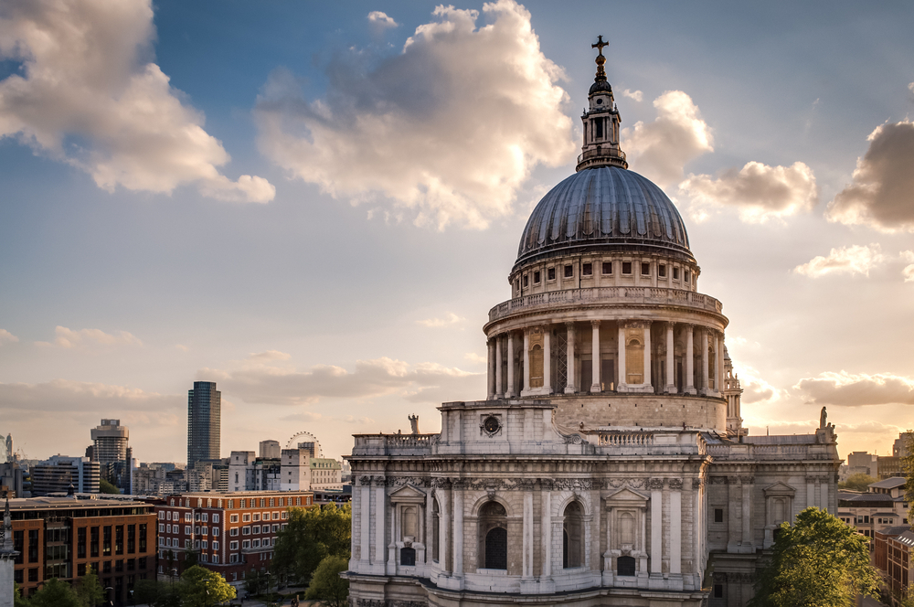 St Paul's Cathedral is finally getting a permanent accessible entrance this year