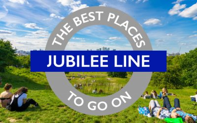 The Best Places To Go On… The Jubilee Line