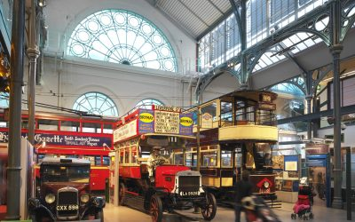 Top Ten Things to See at the London Transport Museum