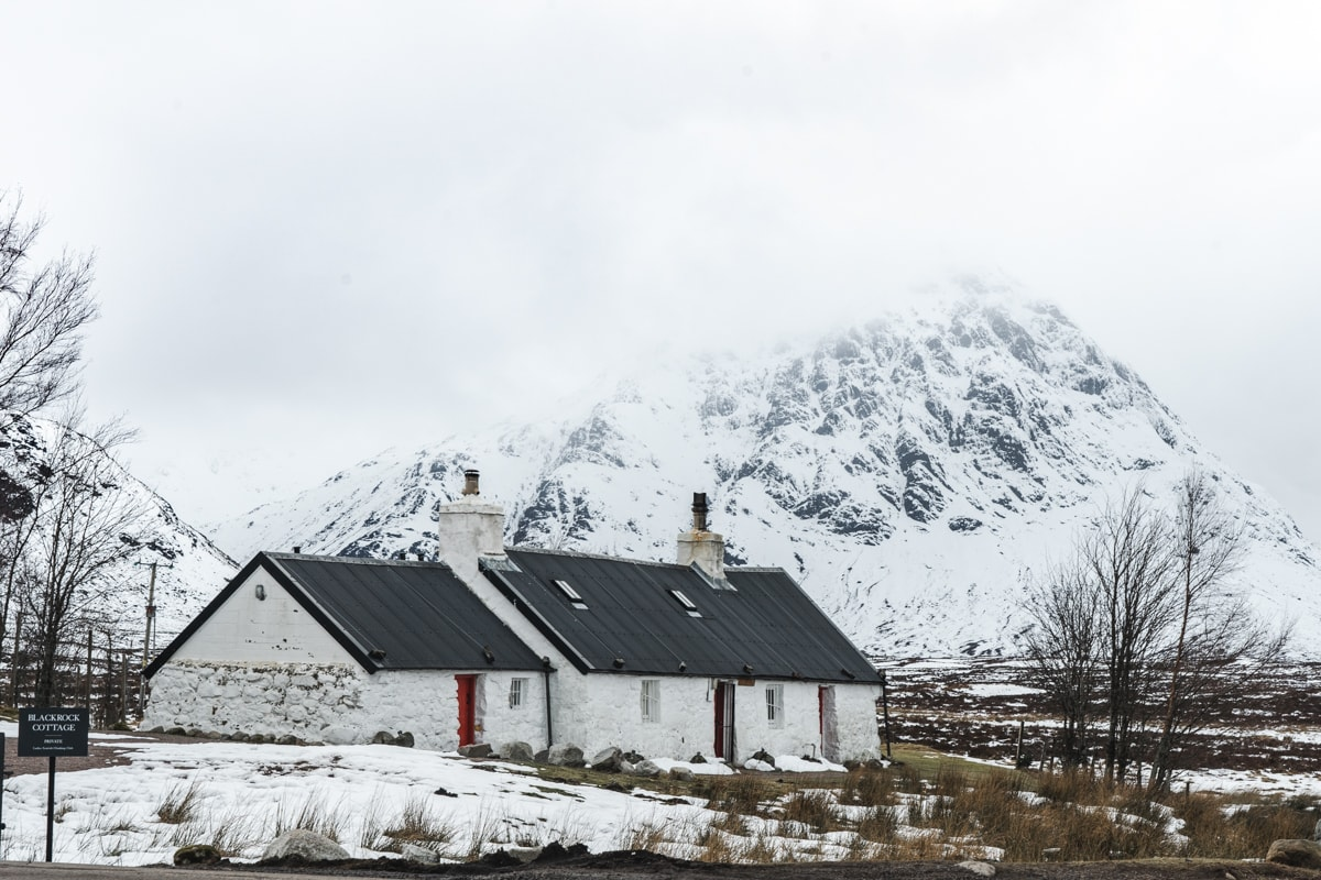 backrock cottage glencoe photography