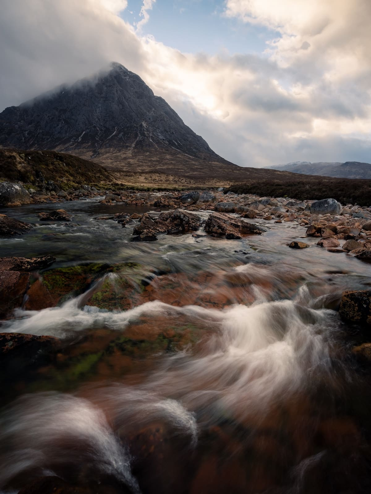 glencoe photography locations Buachaille Etive Mor