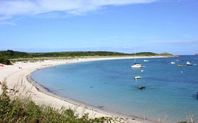 Guide to the Isles of Scilly with kids