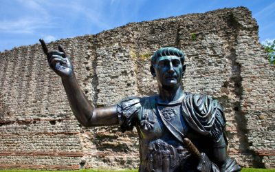 The best Roman places to visit, UK