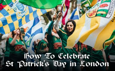 Where to Drink, Eat and Party on St Patrick's Day in London