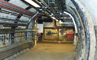 HIDDEN LONDON: The Lost Tunnels of Euston Station