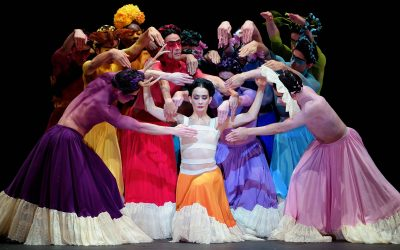 English National Ballet is streaming Frida Kahlo ballet 'Broken Wings' for free