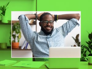 How to tweak your desk so you look professional on work video calls
