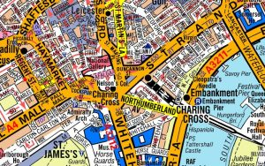 Ten Interesting Facts and Figures About the Geographers' London A to Z Street Atlas