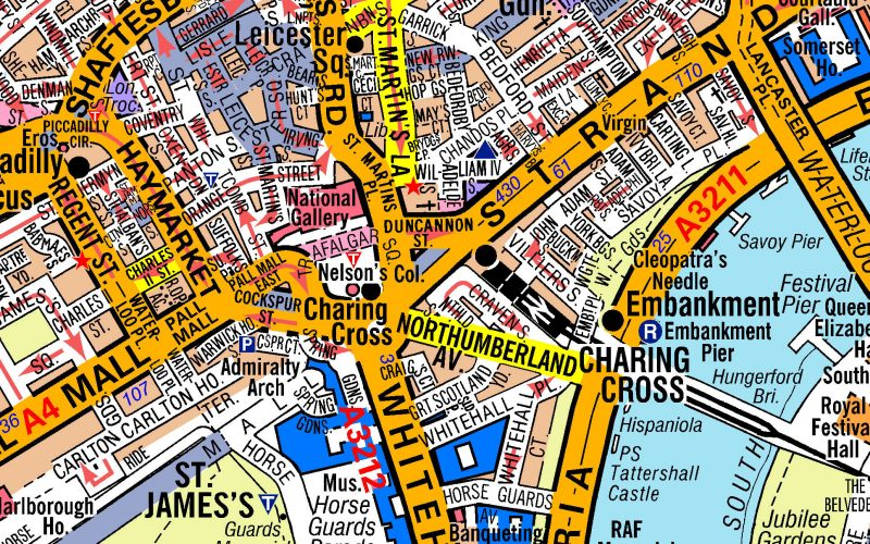All Roads Lead to Nelson: The History of London's Roads