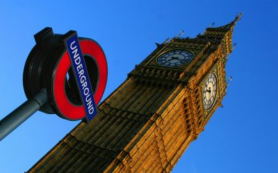 The 5 Most Popular Tourist Attractions in London