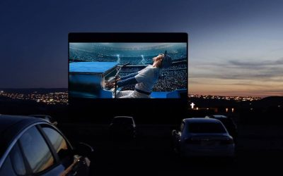 Buckle up! A swanky new drive-in cinema is coming to London
