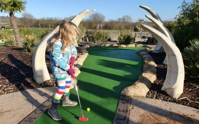 Lost Jungle London: Europe's largest adventure golf