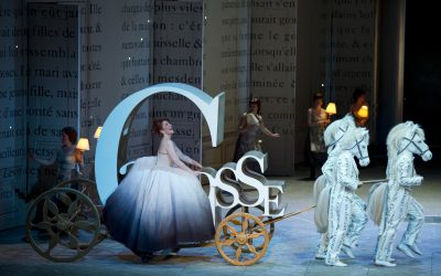 The Royal Opera House is streaming opera and ballet for free during lockdown