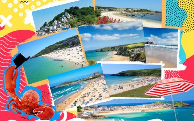 Top Five Hidden Beaches in Cornwall