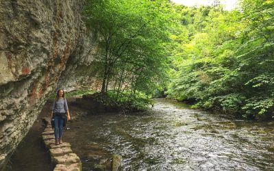 Chee Dale: A secret alternative to the Monsal Trail in the Peak District