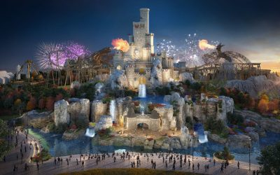 Plans revealed for London's new theme park, the UK's answer to Disneyland