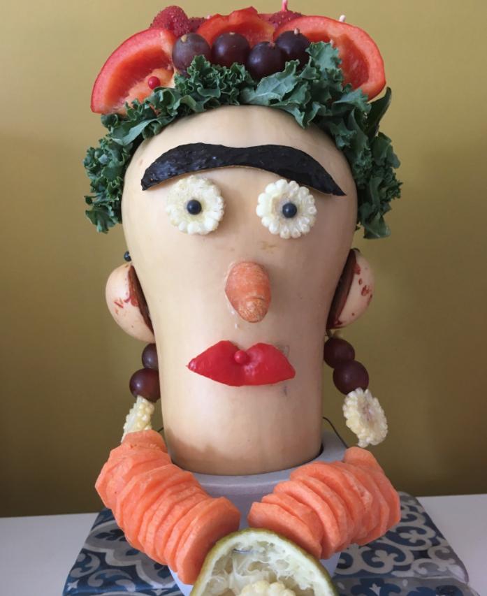 Bethan Way/ 'Frida Kale-o'