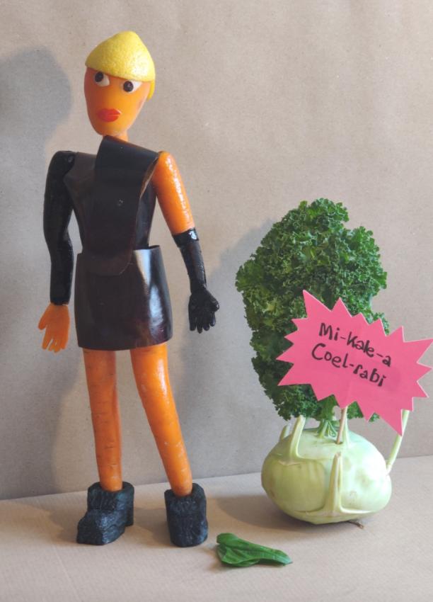 Roisein McNulty - 'Mi-Kale-a Coel-rabi'