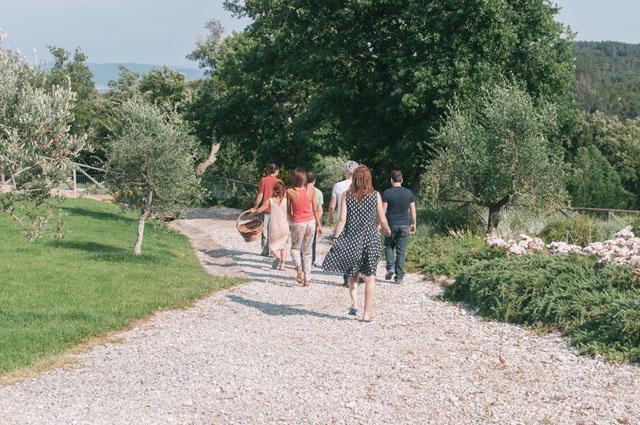 Tuscan Villa Weekend