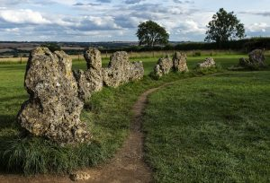 The Rollright Stones, Oxfordshire's answer to Stonehenge