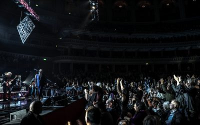 London venues and musicians are sharing amazing gig photos as part of #letthemusicplay campaign