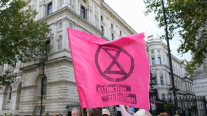Extinction Rebellion is planning to blockade parliament