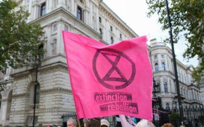 Extinction Rebellion is planning to blockade parliament