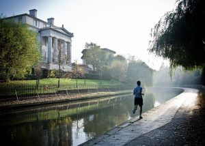 The London Fiver – Five Great Places to Go Running in London