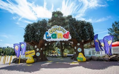 Visiting Alton Towers during the Covid-19 pandemic