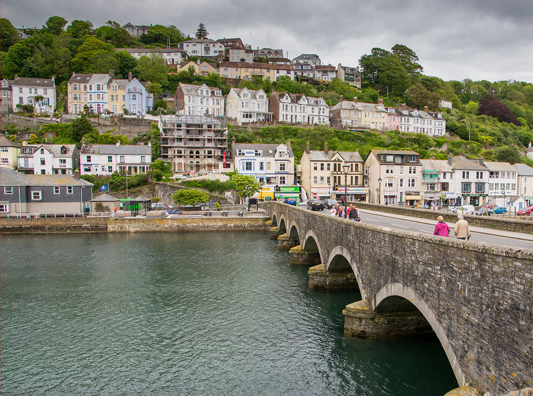 best villages and towns in cornwall looe