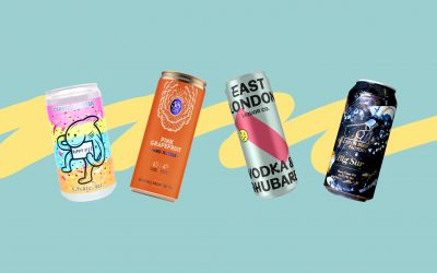 Four London-made tinnies to get your hands on before next week's heatwave