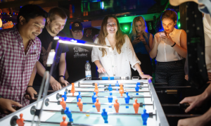 London is getting a dedicated 'foosball bar'