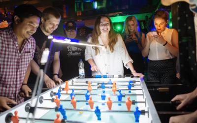 London is getting a dedicated 'foosball bar'