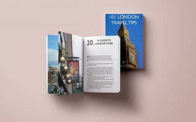 Londontopia Announcement: Introducing The New Full-Color 101 London Travel Tips 2nd Edition