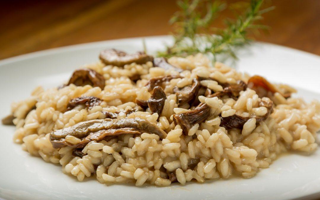 Mushroom Risotto Recipe