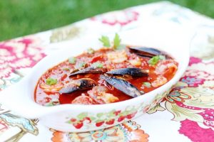 Cacciucco: Italian Most Famous Fish Stew Recipe